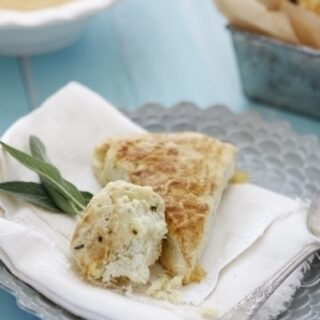Gruyere, Apple and Sage Scones
