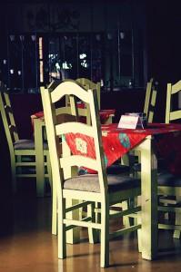 hotel california restaurant inside