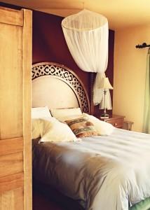 hotel california bedroom