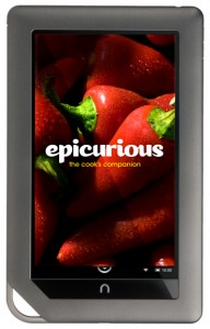 nook epicurious ap