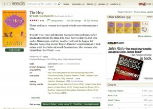 how to find related titles on goodreads
