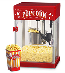 west bend popcorn popper giveaway