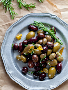 recipe for marinated olives