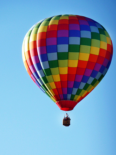 new mexico hot air balloons
