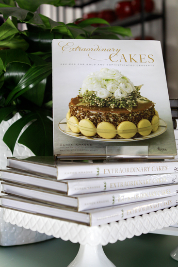 extraordinary desserts cookbook