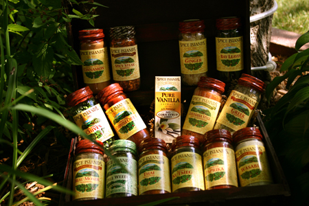 treasure cheset of spices spice island giveaway