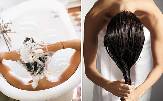 common winter hair problems - hair remedies