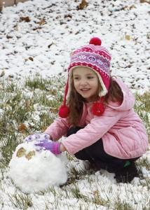 first snowman 2011