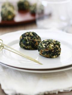spinachfetastuffingballs