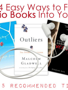 Audiobooks Thumbnail