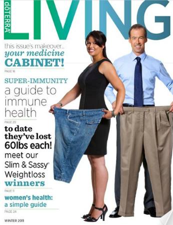 doTERRA Living Magazine Winter 2011/2012