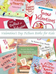 Children's Valentine's Day Picture Books