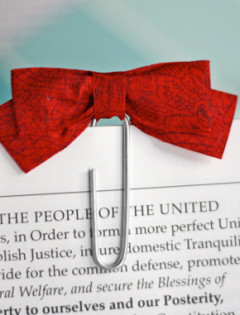 bow-tiebookmark