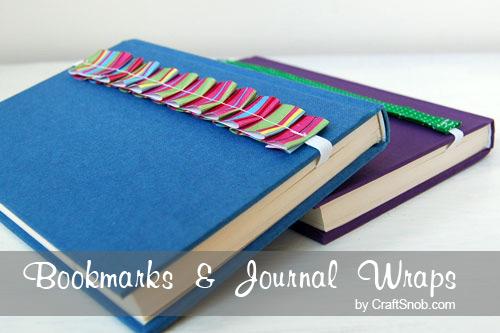 8 Cute DIY Bookmark Ideas - Fun Kids Craft Idea