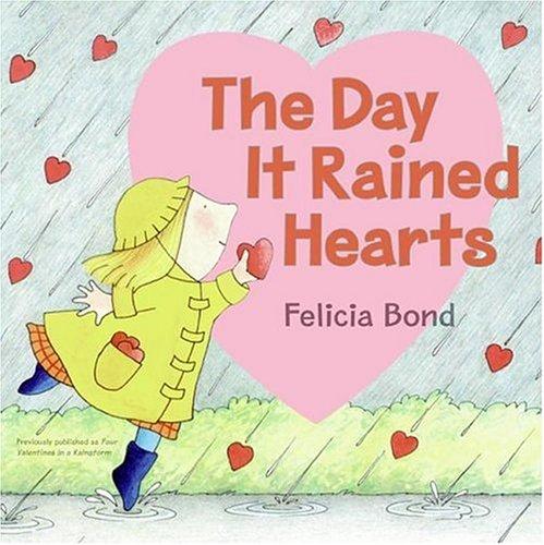 valentine's childrens books