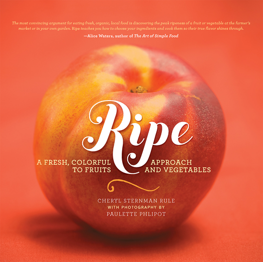 ripe cookbook cover