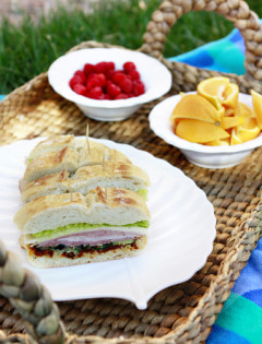 italian sandwiches for picnic
