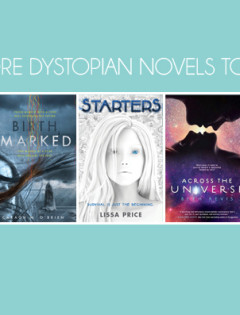 5 dystopian novels - books like hunger games2