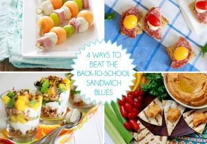 avoid the back to school sandwich blues