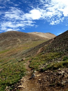 mt sherman hike colorado