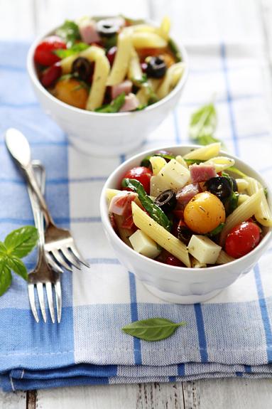 italian pasta salad for lunch