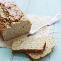 Coconut Lemon Banana Bread