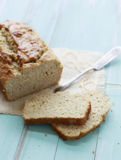 lemon coconut banana bread recipe