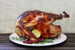 Apple Cider Sage Turkey Recipe