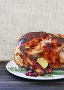 Apple Cider Sage Turkey Recipe