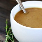 how to make easy turkey gravy with no lumps2