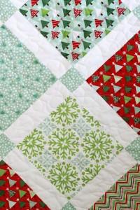 custom christmas quilt