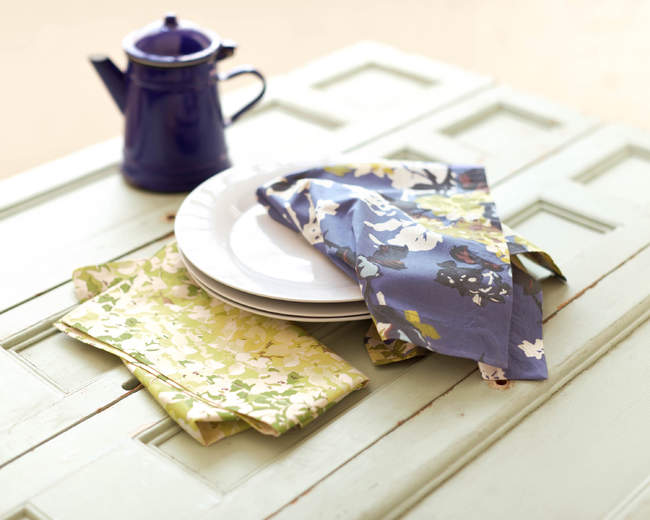 Pine Cone Hill Table Linens | Table Linen Giveaway | Good Life Eats