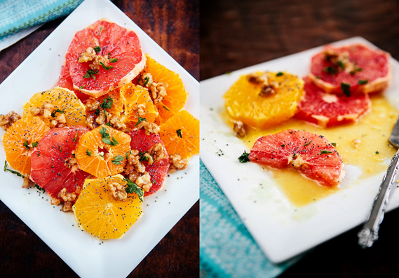 Citrus Salad With Poppy Seed Dressing | Citrus Health Benefits | Good ...