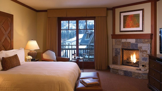 four seasons vail mountain view room