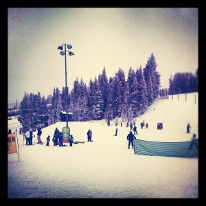 vail mountain ski school