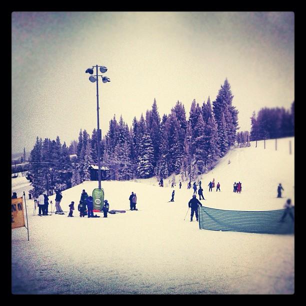 vail mountain ski school