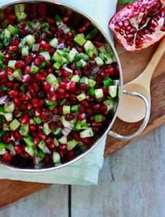 Winter Salsa Recipe