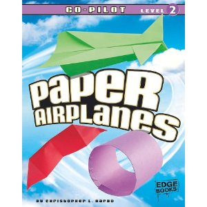 books about paper airplanes