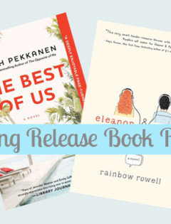 2 Spring Release Book Reviews: Eleanor and Park & The Best of Us
