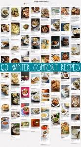 65 Winter Comfort Food Recipes