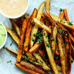 Tex Mex Sweet Potato Fries
