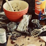 Cooking with Kids and Making Messes