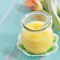 Coconut Lemon Curd