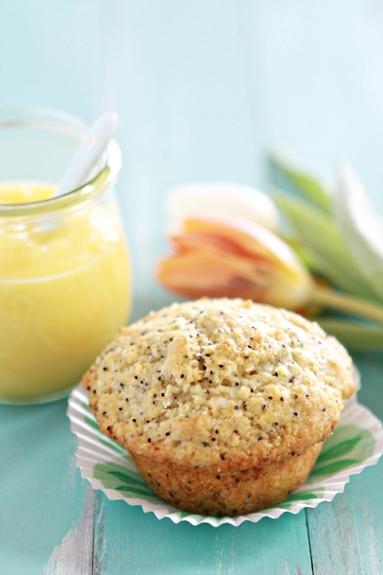 coconut lemon poppyseed muffin recipe