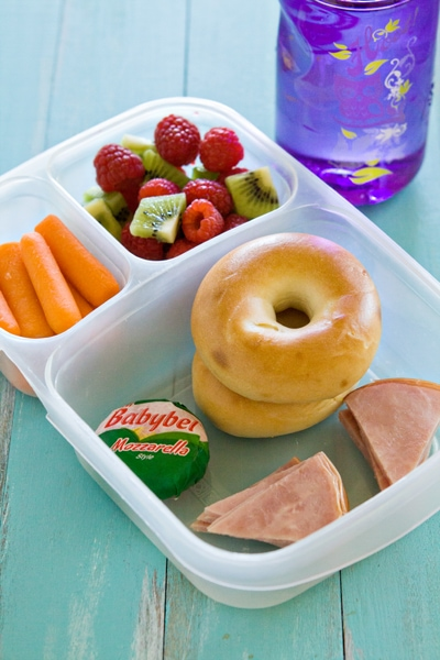 Travel Lunch Box for Kids
