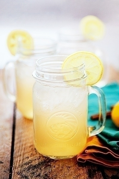 Spiced Lemonade | Spiced Lemonade. is perfect to keep cool on a hot summer day!