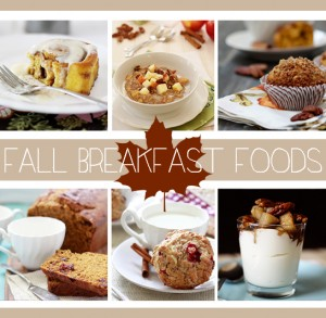 Fall Breakfast Recipes