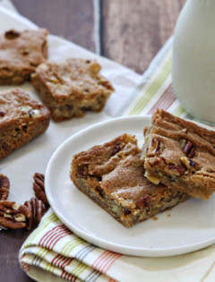 cinnamon apple pecan square recipe