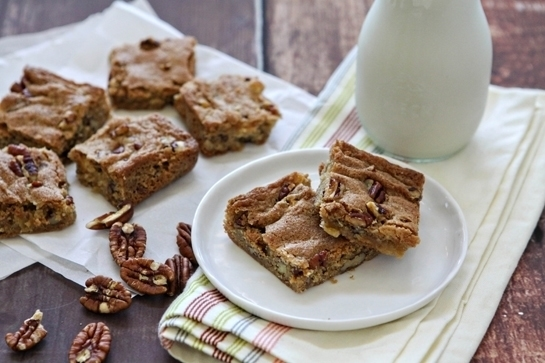 cinnamon apple pecan square recipe