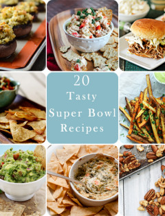 20 super bowl recipes gle
